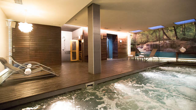 Zwembad Hotel Hospes Palau de la Mar