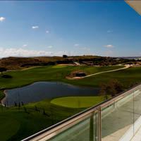 Balkon Golf kamers-appartement