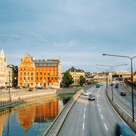 Fly-drive Zweden