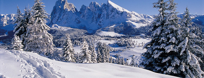 Wintersport Val Gardena