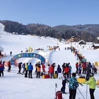 Skigebied Dachstein West (Gosau)