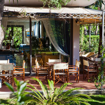 Terras Hotel Andreaneri