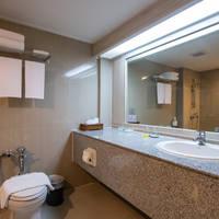Voorbeeld Regency kamer - badkamer