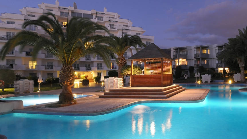 Zwembad Aparthotel HG Tenerife Sur