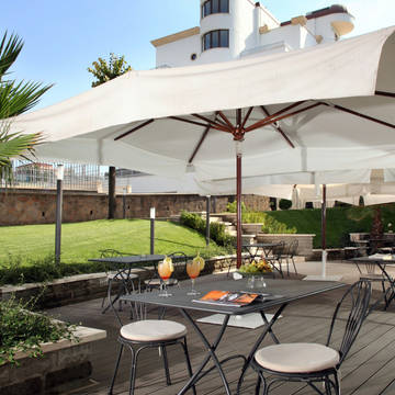 Terras Hotel Villa Mercede