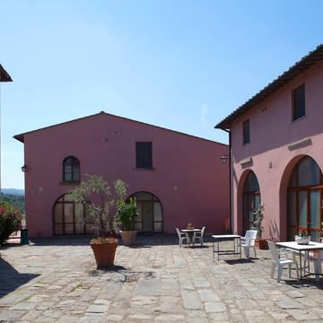 Borgo bijgebouw Appartementen Villa Saulina