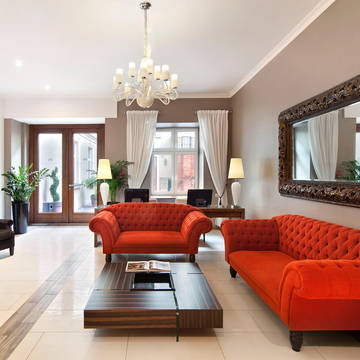 Lounge Hotel Metropolitan Boutique