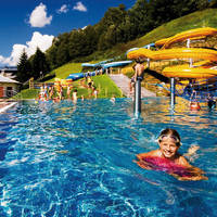 Openluchtzwembad Saalbach