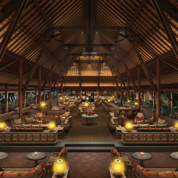 lobby Hyatt Regency Bali
