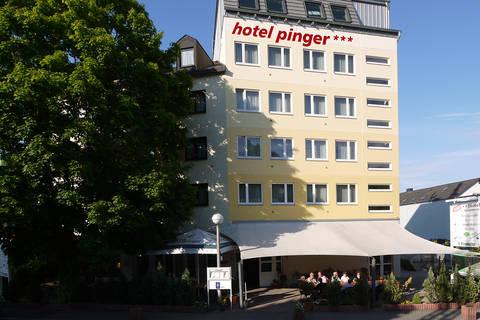 Last minute autovakantie Rijn 🚗️Hotel Pinger