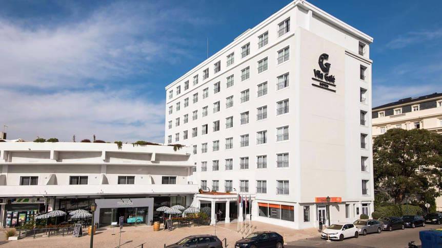 Buitenkant hotel Hotel Vila Galé Estoril