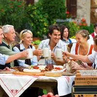 10-daagse autorondreis Het beste van Tirol