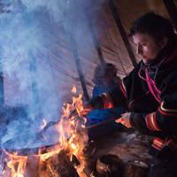 Sami cultuur - Foto: Anna Öhlund / Visit Sweden