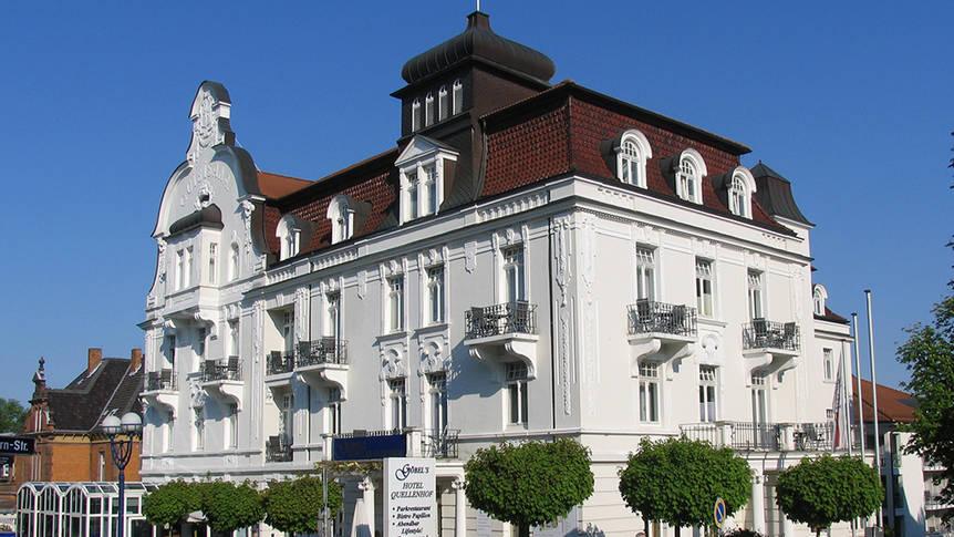 Exterieur Göbel's Hotel Quellenhof