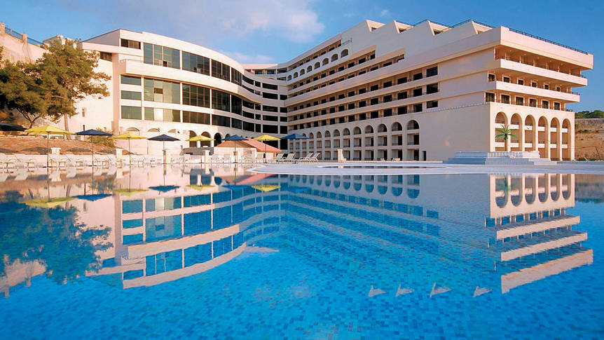 Zwembad Grand Hotel Excelsior