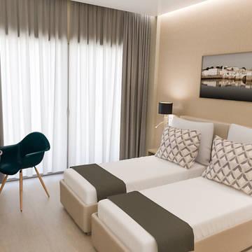 Kamer voorbeeld Maria Nova Lounge Hotel - adults only