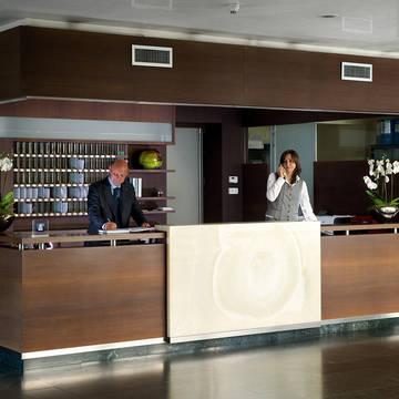 receptie Villa Pace Park Hotel Bolognese