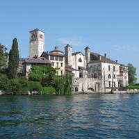 sfeer Lago d'Orta