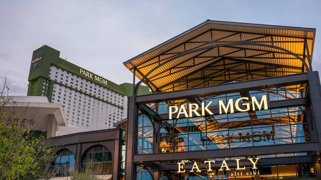 Exterieur Park MGM Las Vegas