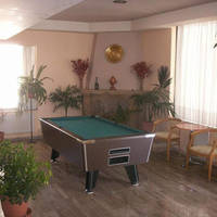 Imperial Hotel - Pooltafel