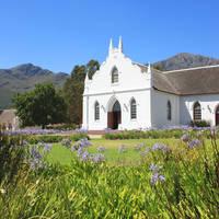 Franschhoek, Zuid-Afrika