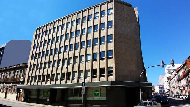 Voorzijde Hotel iStay Porto Centro