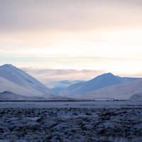 IJsland winterwonderland
