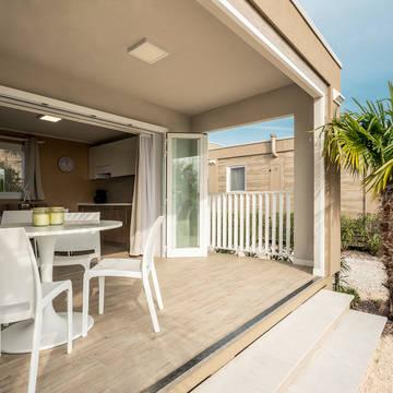 Residence Onda Blu - Living Suite Deluxe Residence Onda Blu