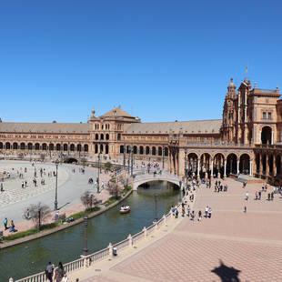 Plaza de España- Sevilla
