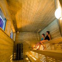 Aurora Spa sauna