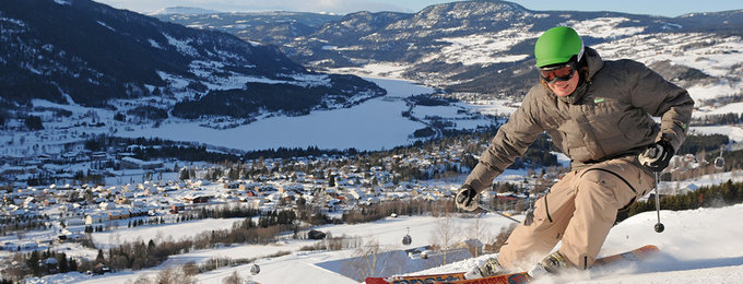 Wintersport Lillehammer