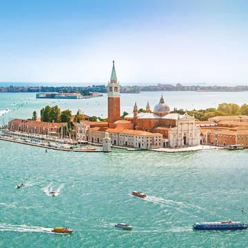 Venetië ca. 8 km afstand Hotel Hilton Garden Inn Venice Mestre San Giuliano
