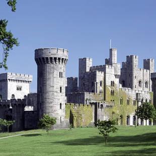Penrhyn Castle Gwynned
