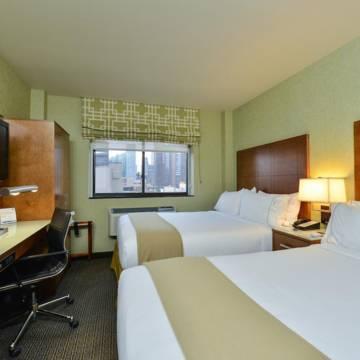 Standaardkamer Hotel Holiday Inn Express Manhattan Midtown West