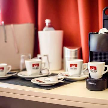 Koffie Hotel Ibis Wien Mariahilf