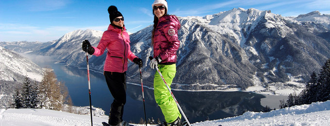 Wintersport Achensee