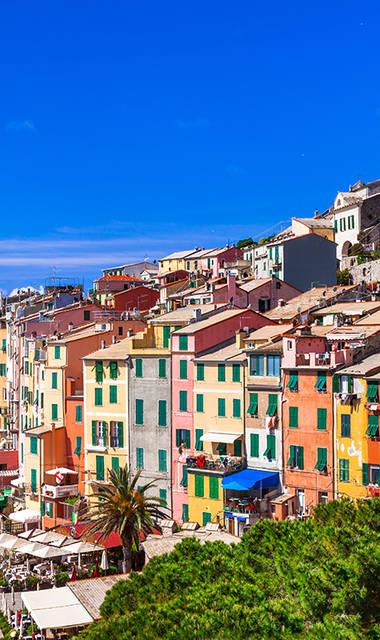 8-daagse vlieg-busreis Toscane te kust en te keur