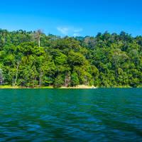 Temenggor Lake Belum