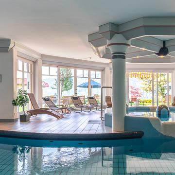 Zwembad Hotel Alexanderhof