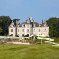 Camping Camping Chateau de la Foret in Saint Julien des Landes (Loire, Frankrijk)