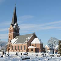 Lillehammer kerk - Foto: Esben Haakenstad