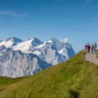 Alpen tower Wanderung