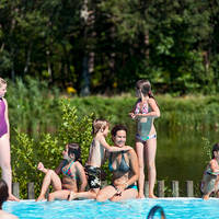 Zwembad Rille