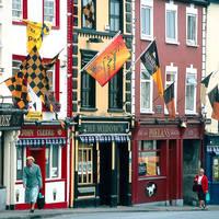 Kilkenny straatbeeld