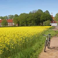 Skåne landschap nabij Helsingborg