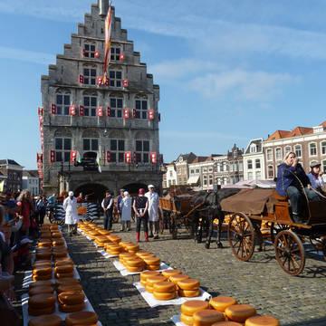 Kaasmarkt 3-daags arrangement 'Say cheese in Gouda' - Best Western Plus City Hotel Gouda