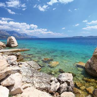 Istrie strand
