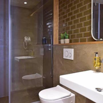 Badkamer My Story Apartments Santa Catarina