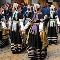 Quimper - folklore