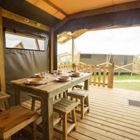 Lodge 3 chambres repas Domaine du Pré